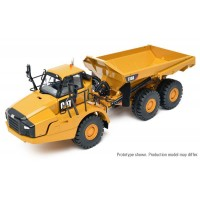 1:48 Scale Caterpillar 735B Articulated Dump Truck