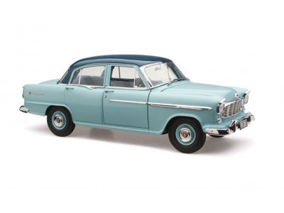 Classic Carlectables 1:18 Holden FE Special Sedan - Teal Blue
