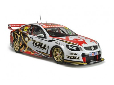 Classic Carlectables 1:18 Holden VF Commodore 2013 #22 James Courtney