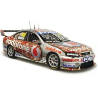 1:18 Scale Ford BF Falcon - 2008 Jamie Whincup - Darwin