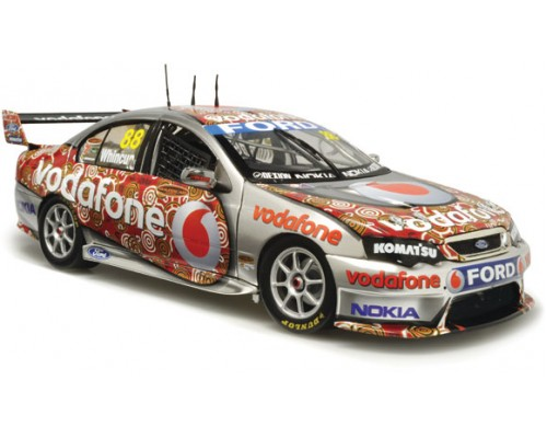 Classic Carlectables 1:18 Ford BF Falcon - 2008 Jamie Whincup - Darwin