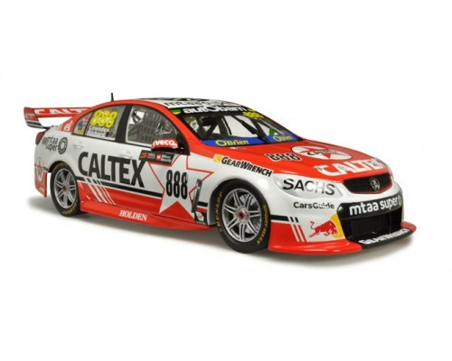 1:18 Scale Holden VF Commodore - 2017 Lowndes/Richards