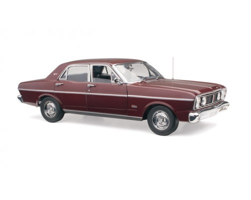 Classic Carlectables 1:18 Ford XT GT Falcon - Vintage Burgundy