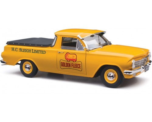 Classic Carlectables 1:18 Holden EH Ute - Golden Fleece - Heritage Collection