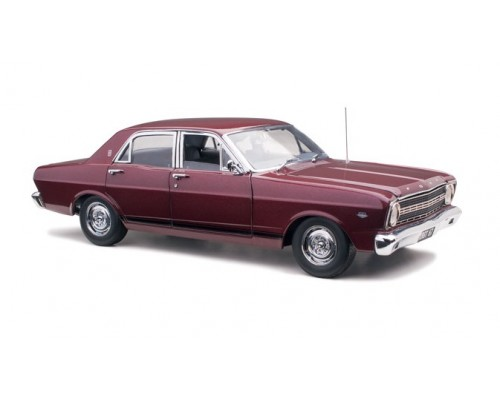 Classic Carlectables 1:18 Ford XR GT Falcon - Sultan Maroon