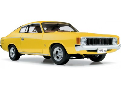 Classic Carlectables 1:18 Chrysler VJ Valiant Charger XL 6 Pack