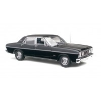 1:18 Scale Ford XT GT Falcon - Jet Black