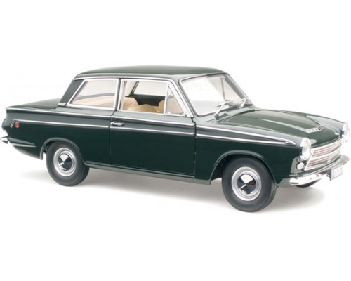 Classic Carlectables 1:18 Ford 1964 Cortina GT - Goodwood Green