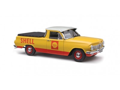 Classic Carlectables 1:18 Holden EH Ute - Shell Livery