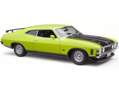 Classic Carlectables 1:18 Ford XA Falcon RPO83 Coupe - Lime Glaze