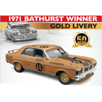 Classic Carlectables 1:18 Ford XY Falcon GT-HO Phase III - 1971 Bathurst Winner
