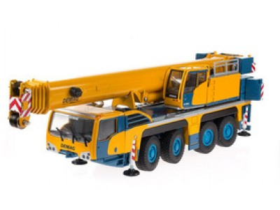 1:50 Scale Demag AC100-4L Mobile Crane