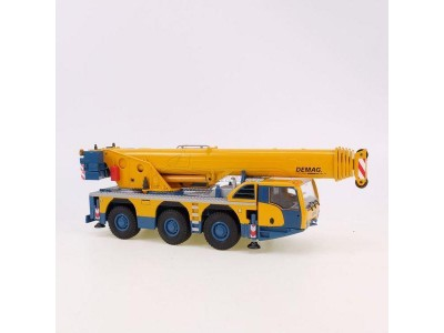 1:50 Scale Demag AC55-3 Mobile Crane