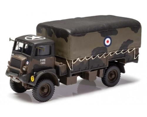 Corgi1:50 Military Bedford 4x4 General Service Cargo Truck - Queensland