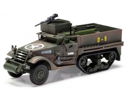 Corgi 1:50 Military M3 A1 Half Track Armoured Infantry