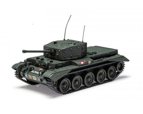 Corgi 1:50 Military Tank - Cromwell IV 2nd Armored Welsh Guards 1944