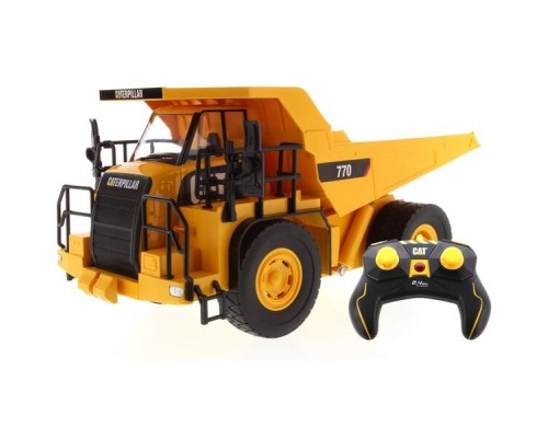 Diecast Masters 1:24 Caterpillar 770 Mining Truck - Remote Controlled