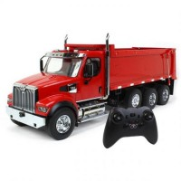 Diecast Masters Remote Controlled 1:16 Western Star Dump Truck