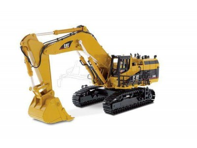 1:50 Scale Caterpillar 5110B Hydraulic Excavator