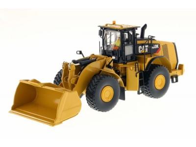 Diecast Masters 1:50 Caterpillar 980K Wheel Loader - Material Handling