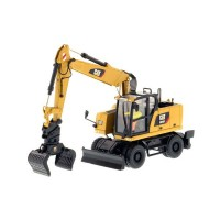 1:50 Scale Caterpillar M318F Wheeled Hydraulic Excavator