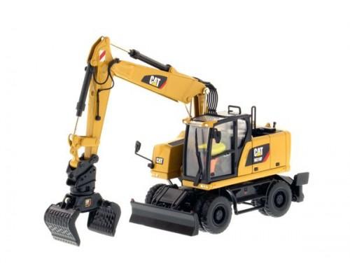 Caterpillar M318F Wheeled Hydraulic Excavator