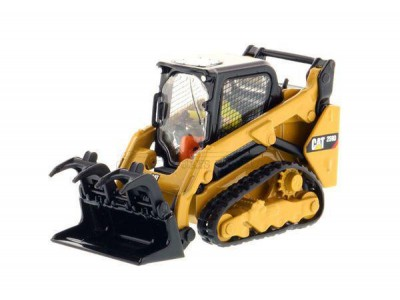 1:50 Scale Caterpillar 259D Compact Track Loader