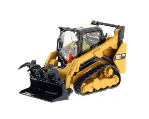 Diecast Masters 1:50 Caterpillar 259D Compact Track Loader