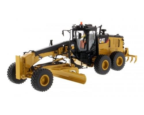 Diecast Masters 1:50 Caterpillar 14M3 Motor Grader