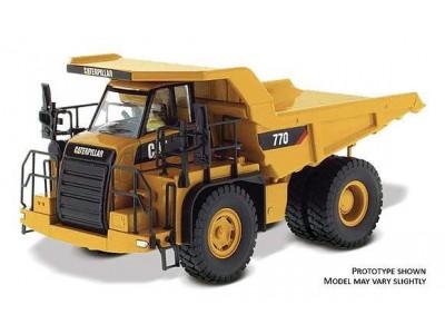 1:50 Scale Caterpillar 770 Mining Dump Truck - Core Classics