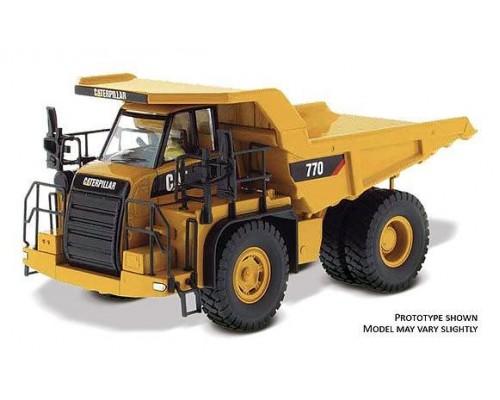Diecast Masters 1:50 Caterpillar 770 Mining Dump Truck - Core Classics