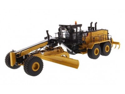 1:50 Scale Caterpillar 24 Next Gen Motor Grader