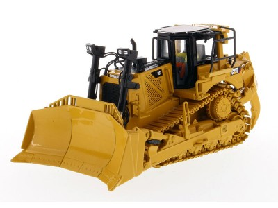 Diecast Masters 1:50 Caterpillar D8T Dozer with 8U Blade and Single Ripper