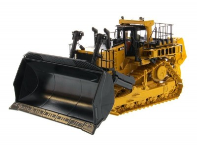 Diecast Masters 1:50 Caterpillar D11T CD Carrydozer with Single Shank Ripper