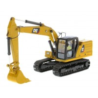 1:50 Scale Caterpillar 320 GC Hydraulic Excavator