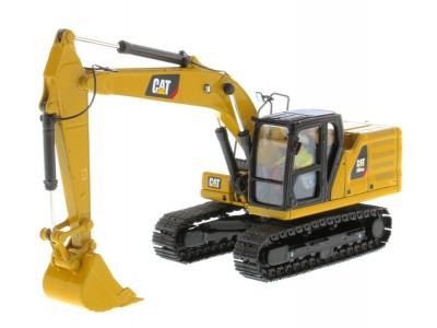 Diecast Masters 1:50 Caterpillar 320 GC Hydraulic Excavator