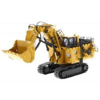 1:87 Scale Caterpillar 6060 Hydraulic Mining Excavator