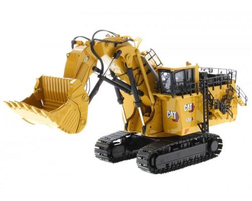 Diecast Masters 1:87 Caterpillar 6060 Hydraulic Mining Excavator