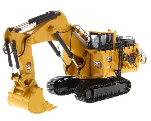Diecast Masters 1:87 Caterpillar 6060FS Hydraulic Mining Shovel