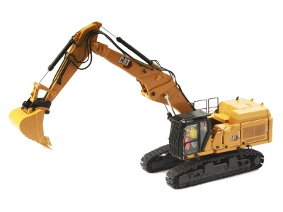 Diecast Masters 1:50 Caterpillar 352F UHD Ultra High Demo Excavator