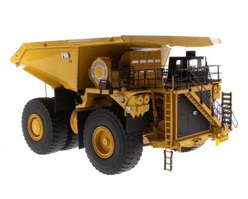 Diecast Masters 1:50 Caterpillar 798 AC Mining Dump Truck