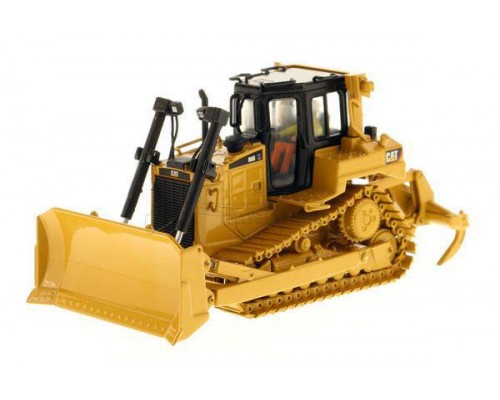Diecast Masters 1:50 Caterpillar D6R XL Dozer with Multi-Shank Rippers