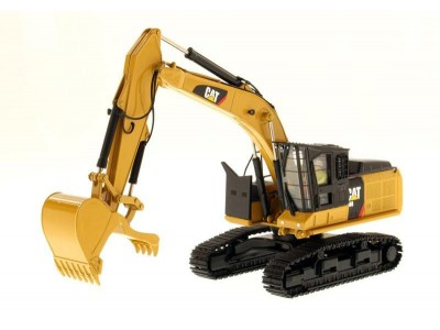 1:50 Scale Caterpillar 568GF Forestry Machine