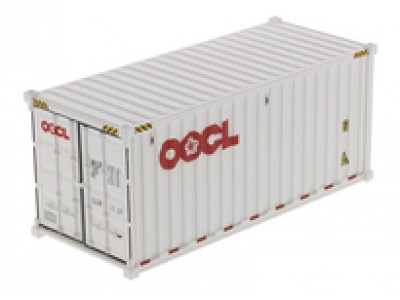 1:50 Scale 20FT Shipping Container - OOCL