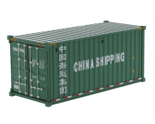 1:50 Scale 20FT Shipping Container - China Shipping