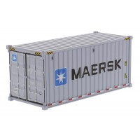 1:50 Scale 20FT Shipping Container - MAERSK