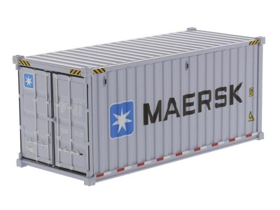 Diecast Masters 1:50 20FT Shipping Container - MAERSK
