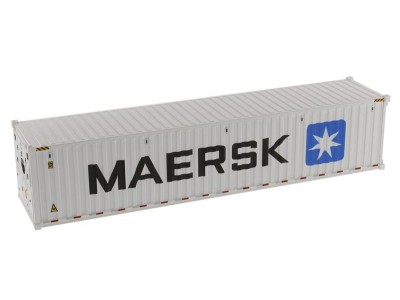 Diecast Masters 1:50 40FT Refrigerated Shipping Container - MAERSK