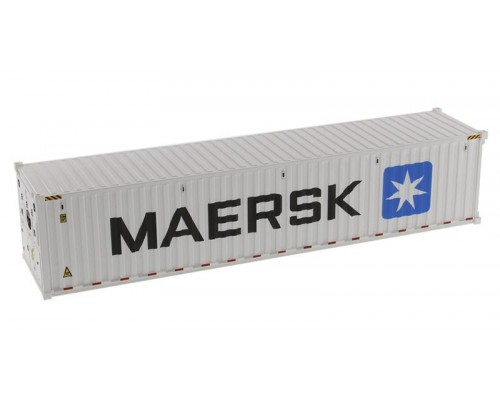1:50 Scale 40FT Refrigerated Shipping Container - MAERSK