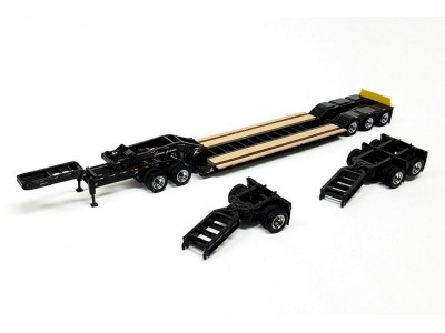 Diecast Masters 1:50 XL 120 Low Profile HDG Trailer, Dolly, Boosters